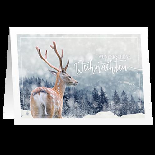 Weihnachtskarte Artikel #8915