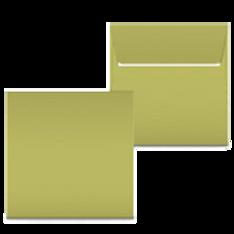 """Kuvert """"Lime"""" 160x160"""