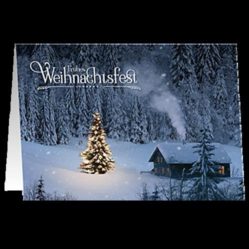Weihnachtskarte Artikel #8932