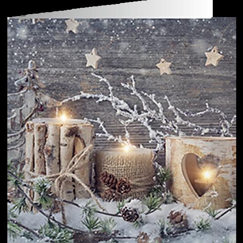Weihnachtskarte Artikel #8165