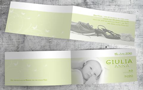 Geburtskarte_Giulia