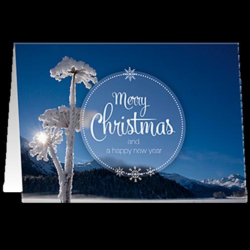 Weihnachtskarte Artikel #8847