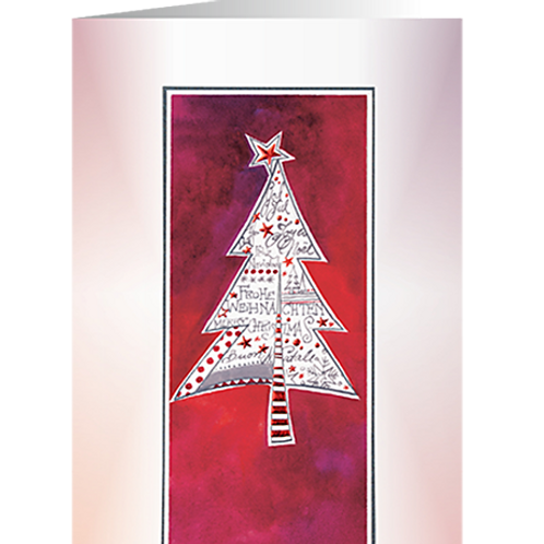 Weihnachtskarte Artikel #8918