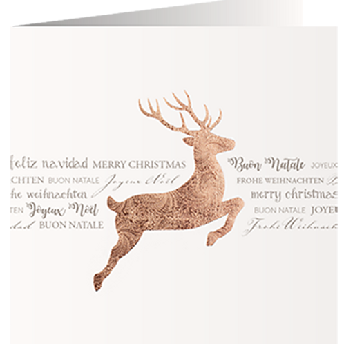 Weihnachtskarte Artikel #8950