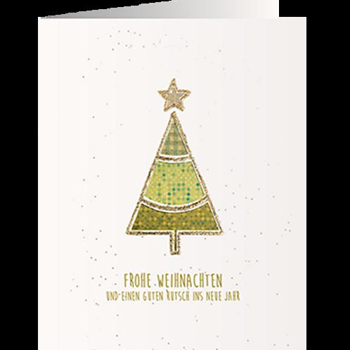 Weihnachtskarte Artikel #8869