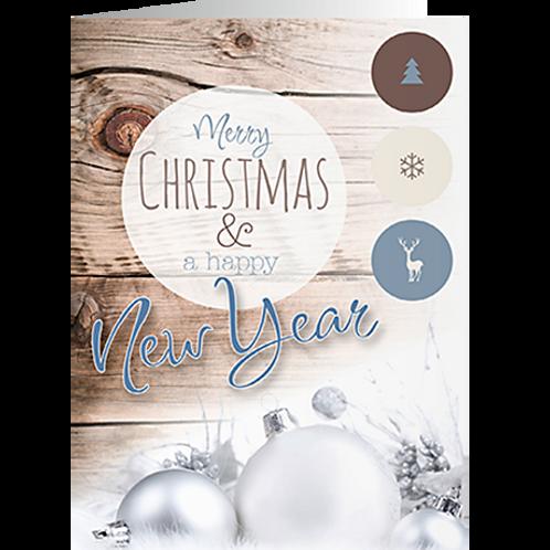 Weihnachtskarte Artikel #8815