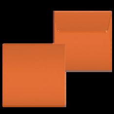 """Kuvert """"Orange"""" 160x160"""