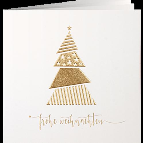 Weihnachtskarte Artikel #8923