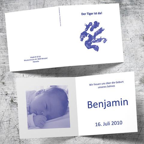 Geburtskarten_Benjamin