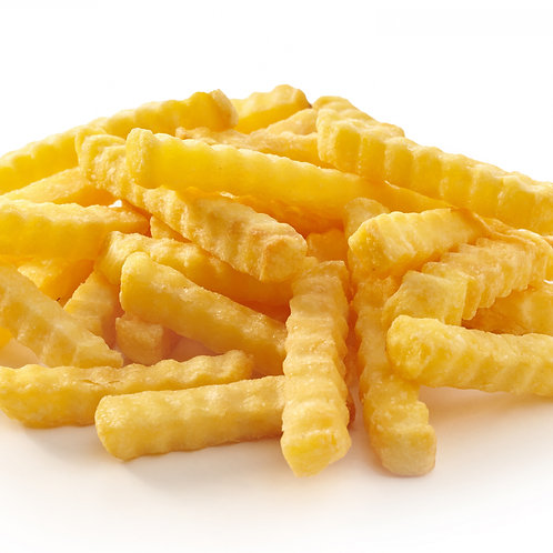 Farmland Frozen Premium Fries - Crinkle Cut 1kg