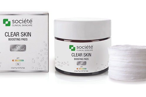 Societe' Clinical- SKIN Boosting Pads