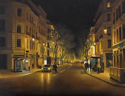 Rue_de_la_République,_lyon,_huile_sur_b