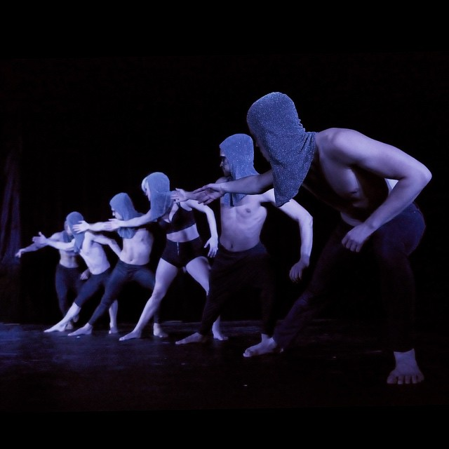 Fallen Eyes - emIMOTION  Photo by Gregory Holmgren  RayDance Gala  #dance #dancers #emiMOTION #CHORE
