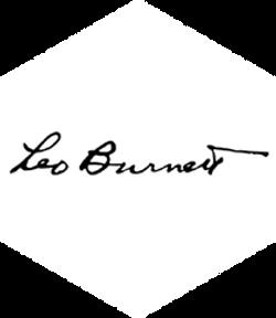Leo Burnette bee