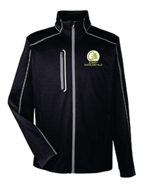 North End Men's Endeavor Interactive Performance Fleece Jacket