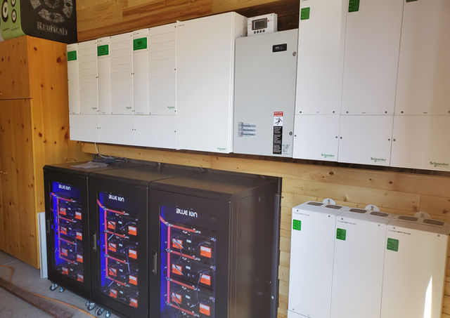 Aspen, CO - 48kWh storage