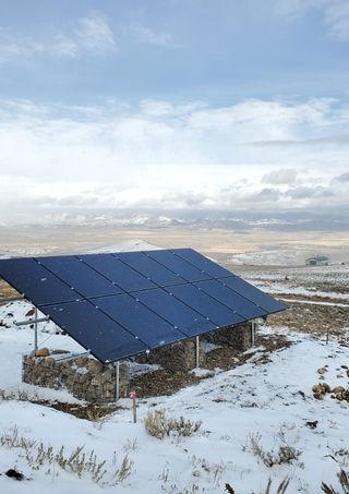 Kremmling, CO - 3.8kW Off-grid