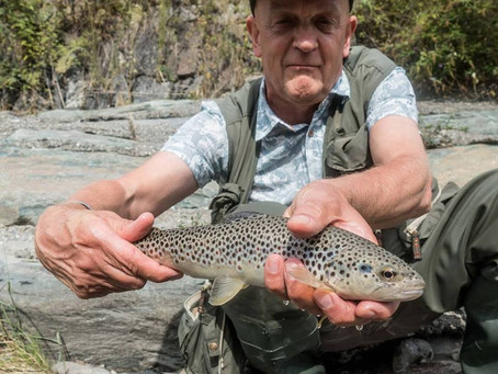 Richard Fly Fishing Tirano