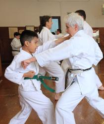 Kumite Training