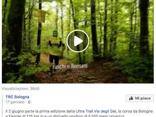Il 2 giugno parte la prima edizione della Ultra Trail Via degli Dei, la corsa da Bologna a Fiesole di 125 km in e un dislivello positivo di 5.100 metri