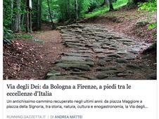 Via degli Dei: da Bologna a Firenze, a piedi tra le eccellenze d'Italia