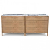 Jules 6 Drawer Dresser