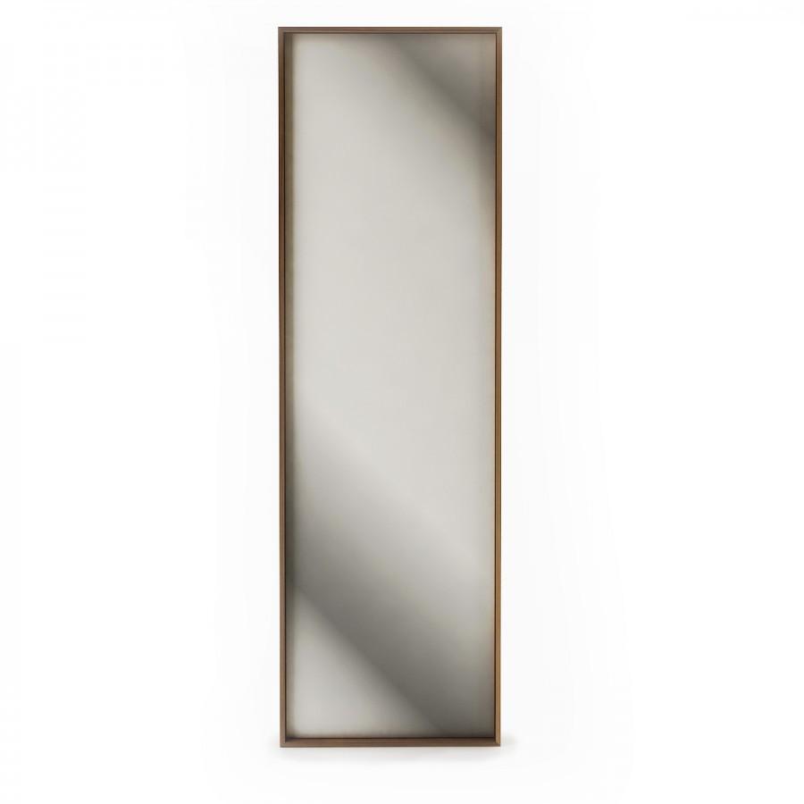 swan floor mirror