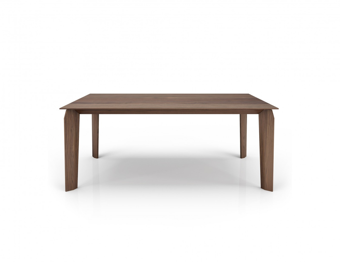 MAGNOLIA 76'' WALNUT TABLE