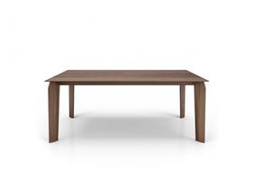 MAGNOLIA 76'' WALNUT TABLE
