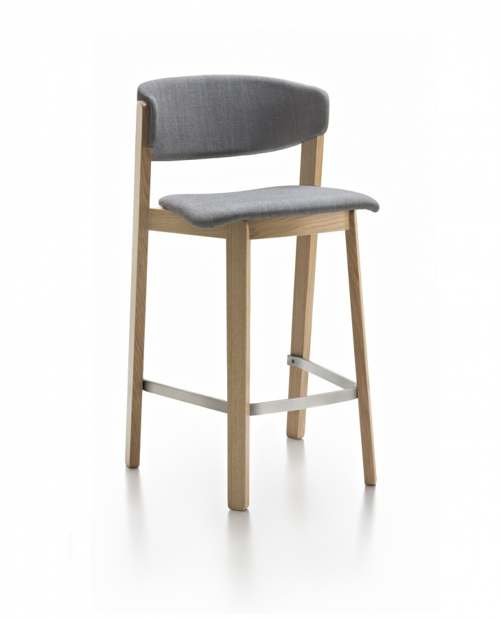 WOLFGANG STOOL WOOD