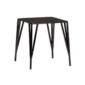 STRETCH SQUARE OCCASSIONAL TABLE