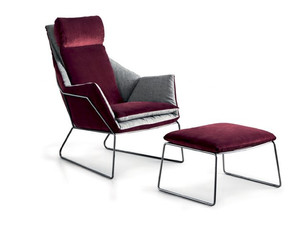 New York Bergere Chair