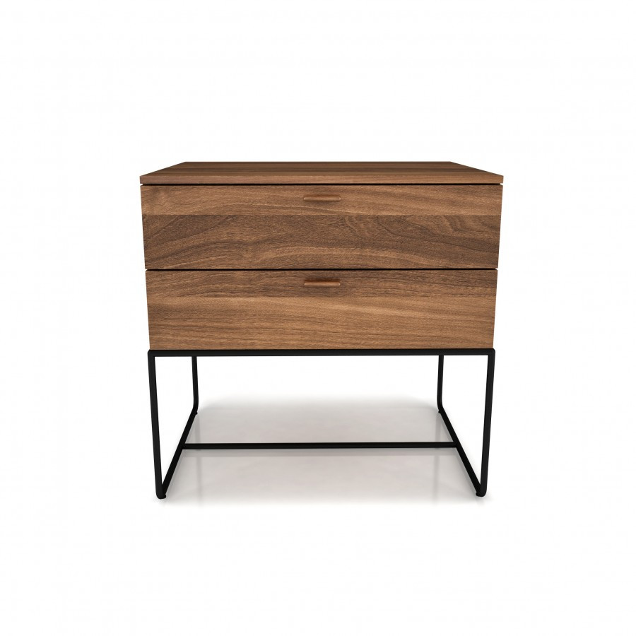 linea 2 dr nightstand