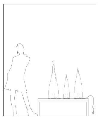Kin Table Light