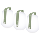 "Mini Balad Lamps H5"" - Set of 3"