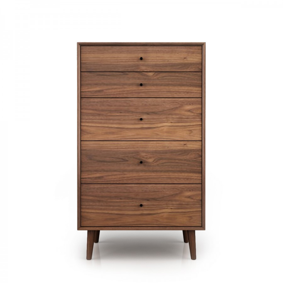 herman 5 drawer chest