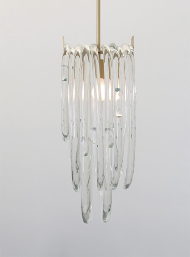 Lasso Double Chandelier