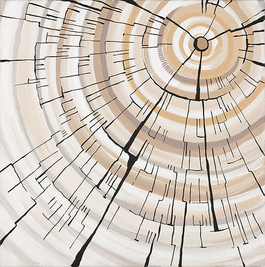 Ivory Rings - Print