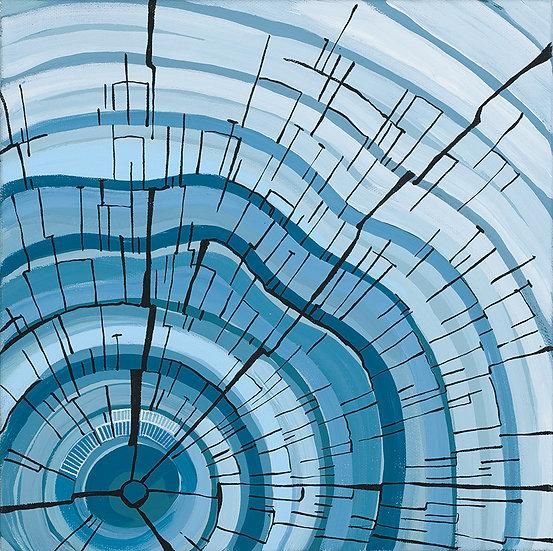 Ocean Rings - Print
