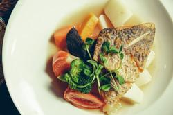 古法蔭鳳梨醬燉鮮魚