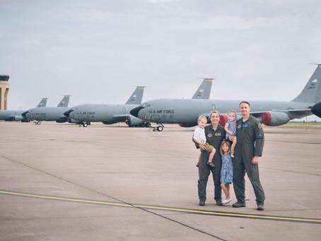 BFinCB Service Member Q&A: Jessica Ruttenber Air Force Pilot