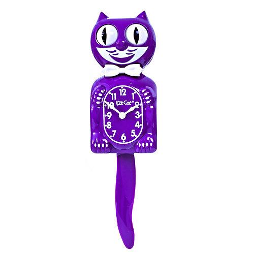 Ultra Violet Beauty Kit-Cat Clock