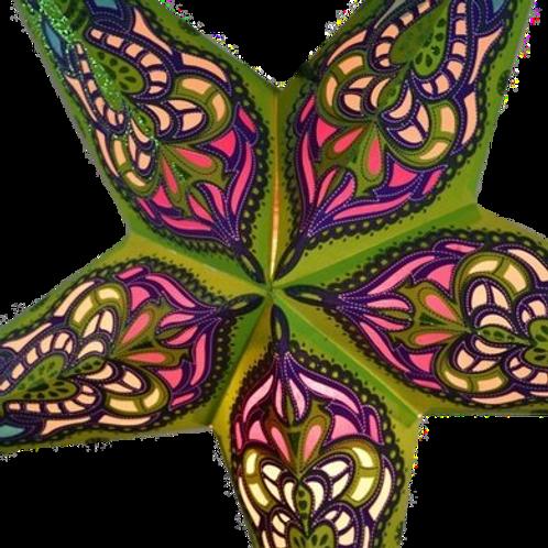 Green/Purple Meditation Glitter