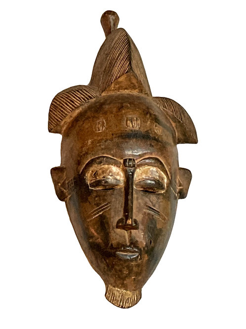 Baule Tribe Mask