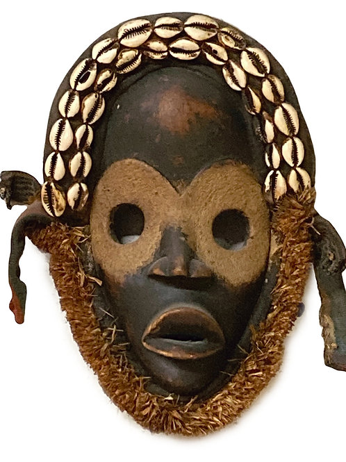 Dan Tribe Mask