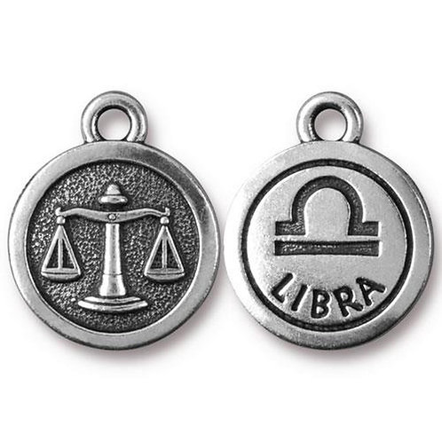 Libra Charm