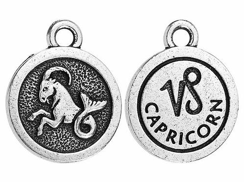 Capricorn Charm