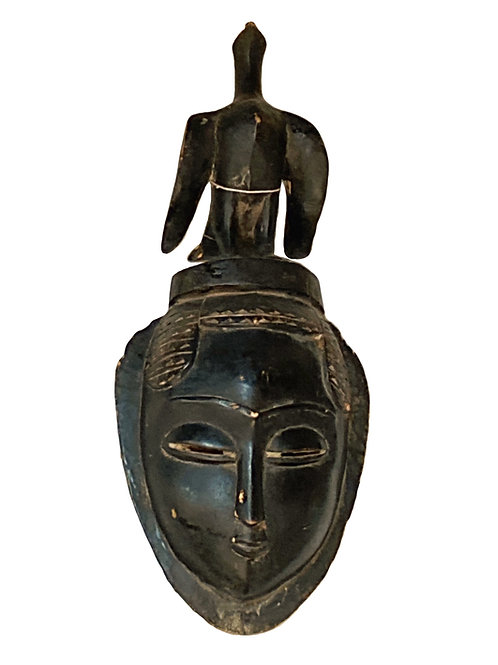 Yaure Tribal Mask