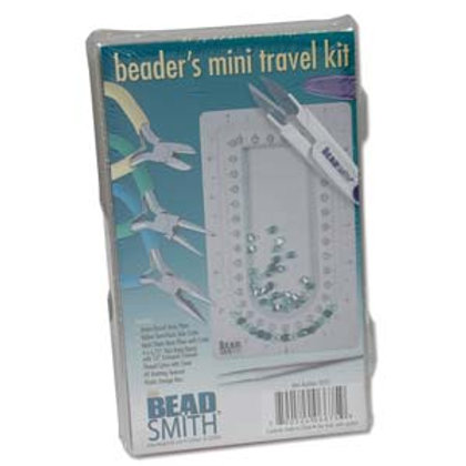 Beader's Mini Travel Kit 4x6.75""
