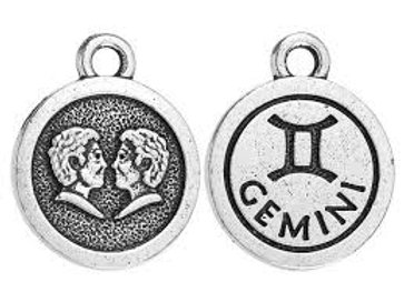 Gemini Charm